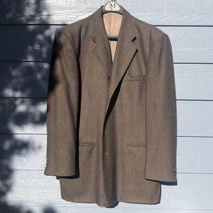 Vintage Fioravanti tweed blazer